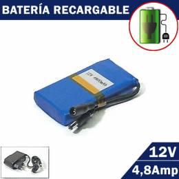 Batería Litio Recargable...