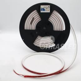 Rollo de Neón Flex LED 24V 14,5W IP65 Alta Potencia Luz Azul extendido