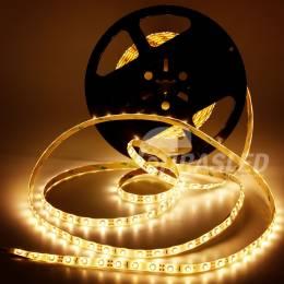 Tira LED 12V 4,8W 60 LEDs/m 3528 IP44 2700K