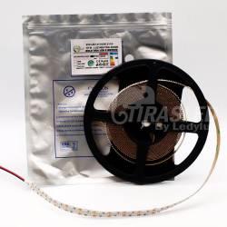 Rollo de Tira LED 24V 18W 350 LEDs/m 2110 4000K apagado con su bolsa