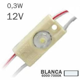 Módulo LED 0,3W 12V 2835...
