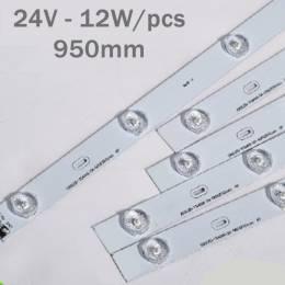 Cortina Módulos LED 120W 10...