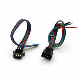 Conectores Rápidos 4 Pins...
