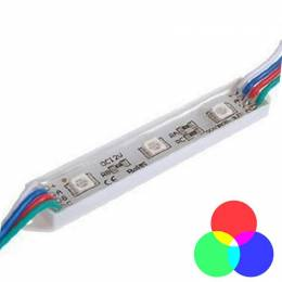 Módulo LED 0,72W 12V 3 x...