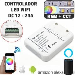 Controlador LED RGBw / CCT...
