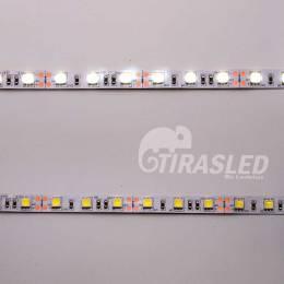 Tira de LED 12V 14,4W/m IP20 Luz Blanca 6000K