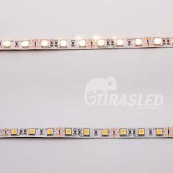 Tira de LED 12V 14,4W/m IP20 Luz Cálida 3000K