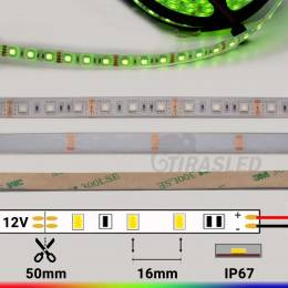 Rollo 5 metros Tira LED 12V...