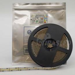 Rollo de Tira LED 24V 19W IP20 Luz Blanca 6000K CRI90 apagado con bolsa