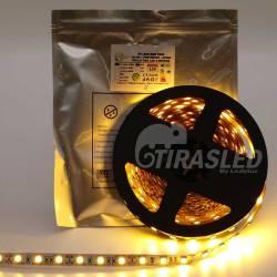TIRA LED 12V 14,4W 60 LEDs/M 5050 2700K