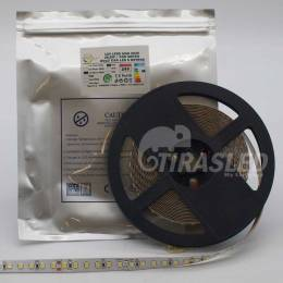 Rollo de Tira LED 24V 28,8W IP20 Luz Blanca 6000K apagado con bolsa