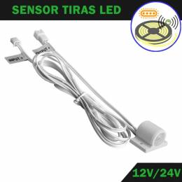 Sensor Movimiento Superficie 12V / 24V 2A