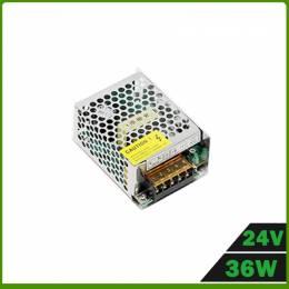 Fuente Alimentación LED IP20 36W 24V