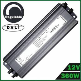 Fuente Alimentación LED Dimmable 320W 12V DALI