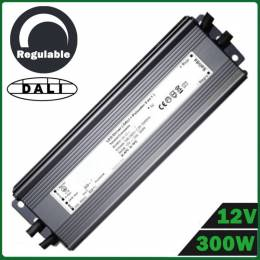 Fuente Alimentación LED Dimmable 300W 12V DALI