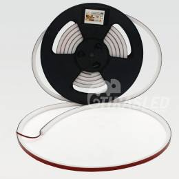 Rollo de Neón Flex LED 24V 14,5W IP65 Alta Potencia 3000K extendido