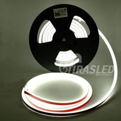 Rollo de Neón Flex LED 24V 14,5W Alta Potencia 6000K encendido