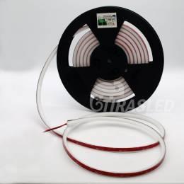Neón Flex LED 24V 14,5W IP65 Alta Potencia Luz Verde desenrollado
