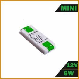 Fuente Alimentación LED Mini IP20 6W 12V