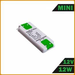 Fuente Alimentación LED Mini IP20 12W 12V