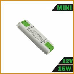 Fuente Alimentación LED Mini IP20 15W 12V