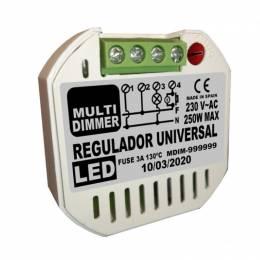 Regulador Pastilla para Tiras LED 220V 250W