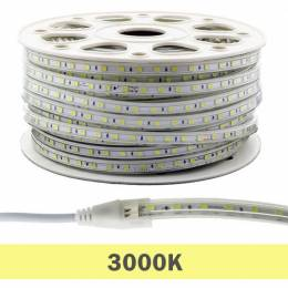 Tira LED 220V 14W/m IP65...