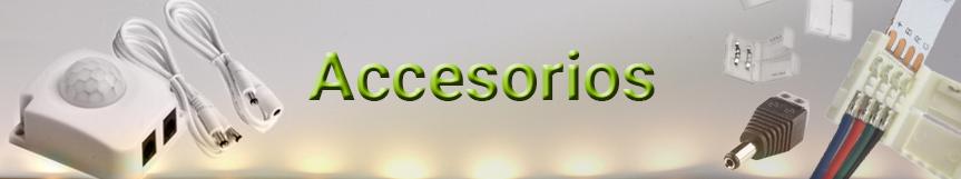 Acccesorios / Interruptores / Sensores tiras de led